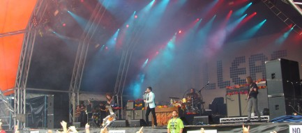 the killers, big day out