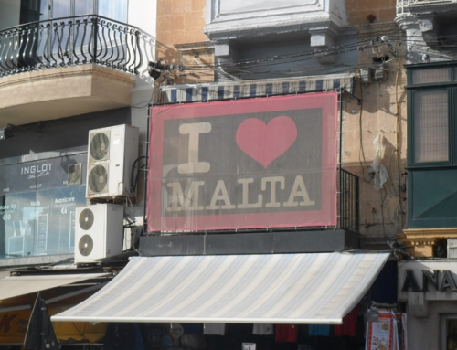 Malta:  Winter sun and an almost renewed faith in buses