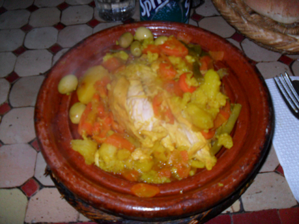marrakech, morocco, food, tangine
