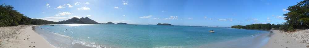 Carriacou, Grenada, Paradise Bay