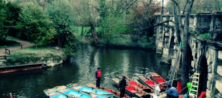 oxford, punting