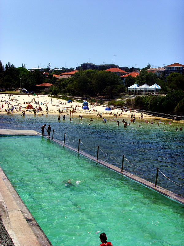 Clovelly Beach, Sydney