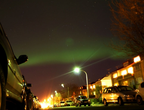 Blogger?  Want to win a trip to see the Northern lights?