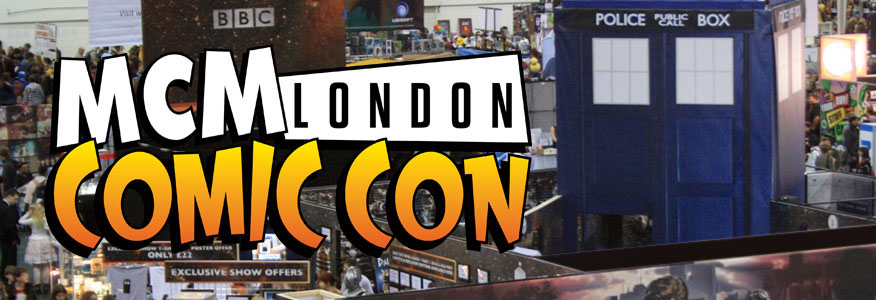 MCM London Comic Con
