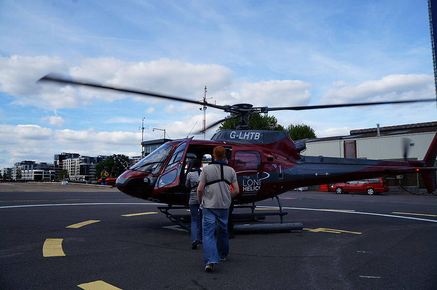 the london helicopter 2