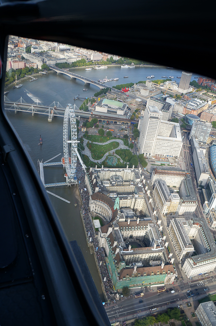 the london helicopter 5