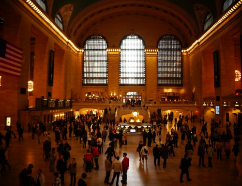 My Grand Central centenary experience