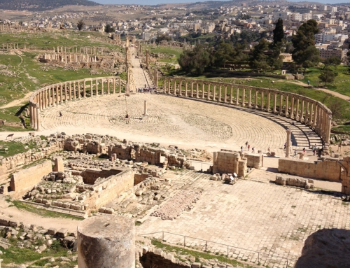Jerash and its Roman Ruins – Jordan's other rediscovered treasure