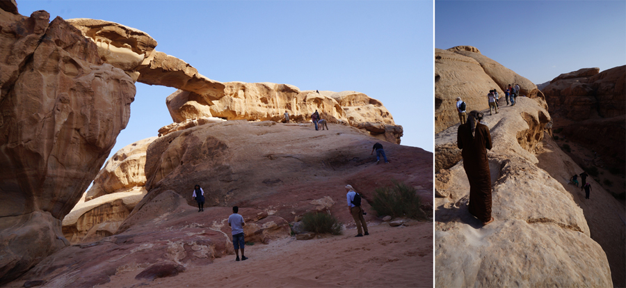 Wadi Rum A Jeep Tour And Overnight Stay At A Bedouin Camp