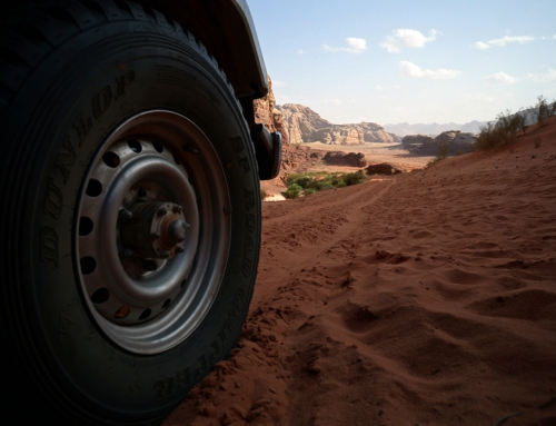 Wadi Rum: A jeep tour and overnight stay at a Bedouin Camp