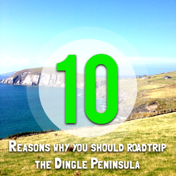 Roadtrip Dingle Peninsula