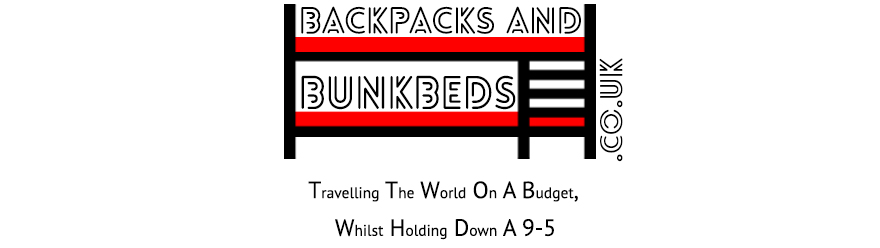 Backpacks and Bunkbeds