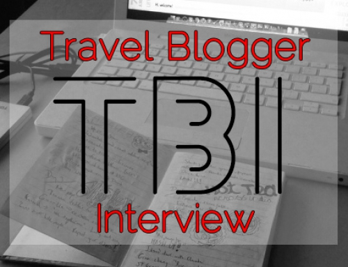 Travel Blogger Interview (VIDEO) – Simon Heyes