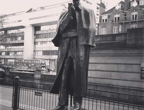 An elementary guide to finding Sherlock Holmes in London