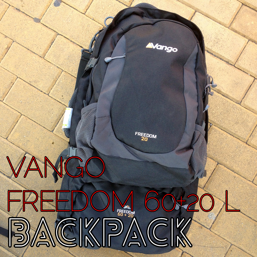 Vango Freedom Backpack