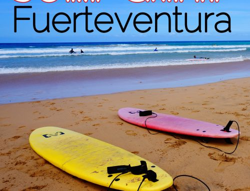 Surfing Fuerteventura [VIDEO]
