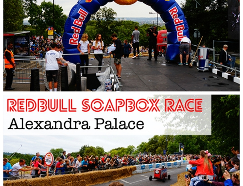 The Redbull Soapbox Race @ Alexandra Palace – London Life