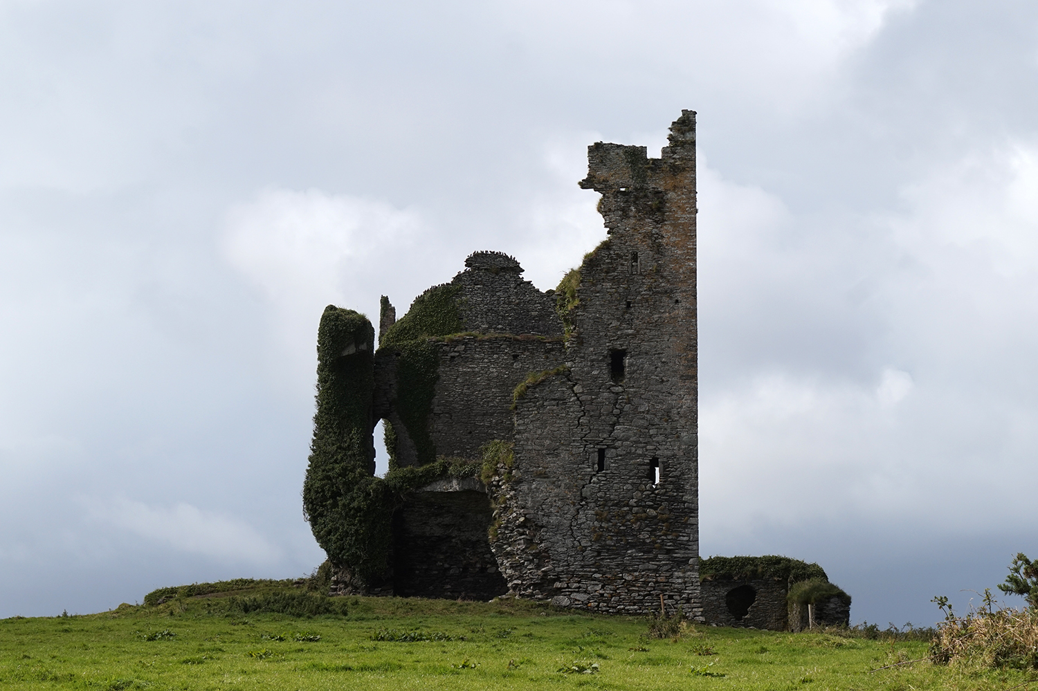 ring of kerry ballyberry castle