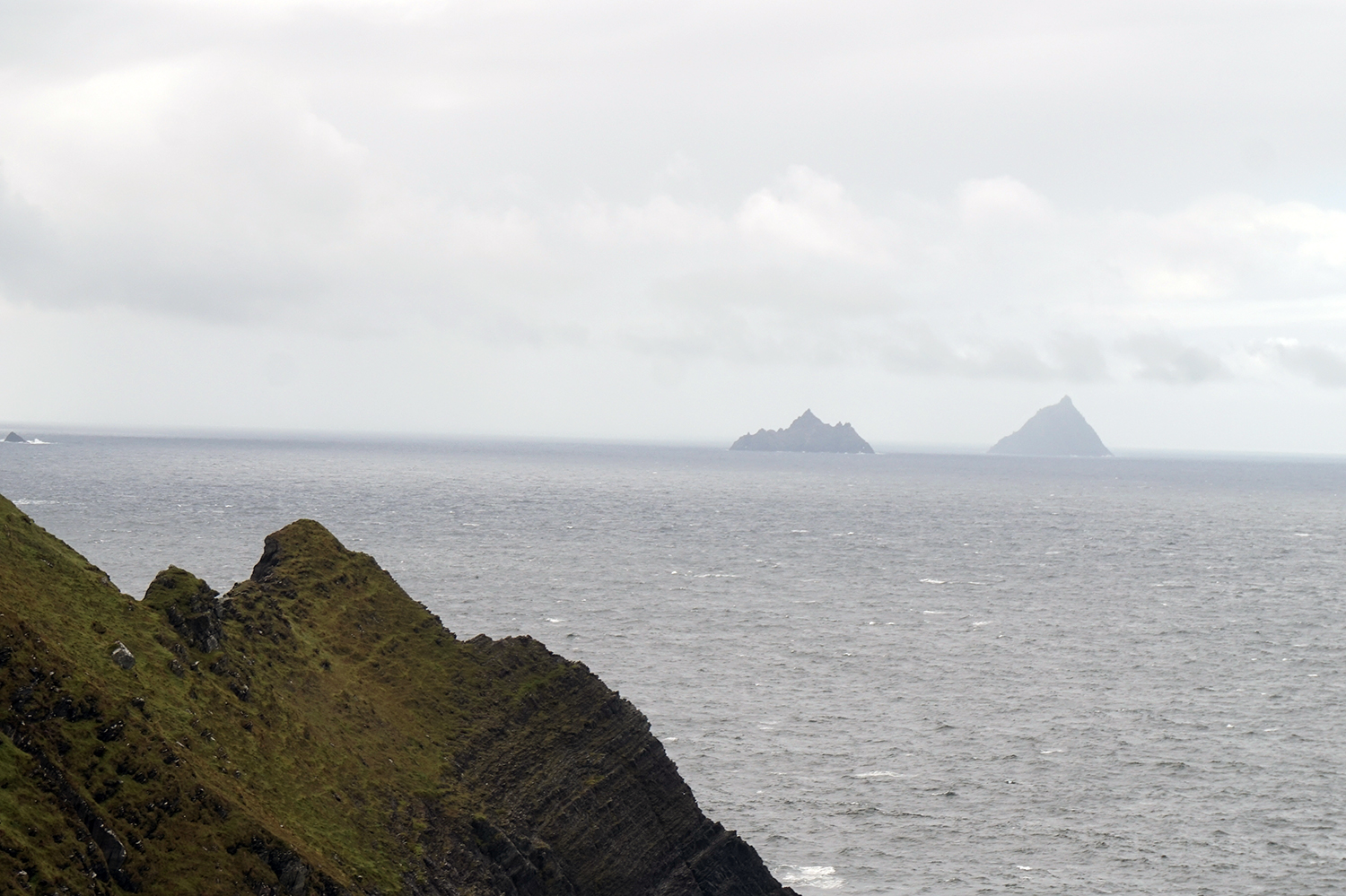 Skellig Michael, old monastery