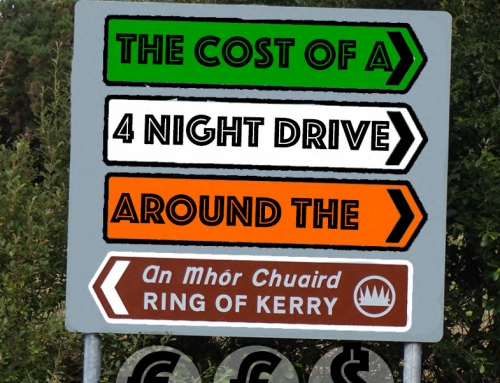 The cost of a 4 night Ring Of Kerry road trip