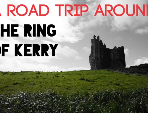 My Ring of Kerry Highlights Map AND Video