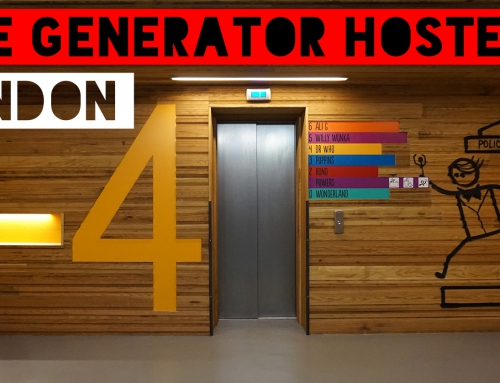 Review:  The Generator Hostel, London