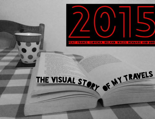 The visual story of my 2015 travels