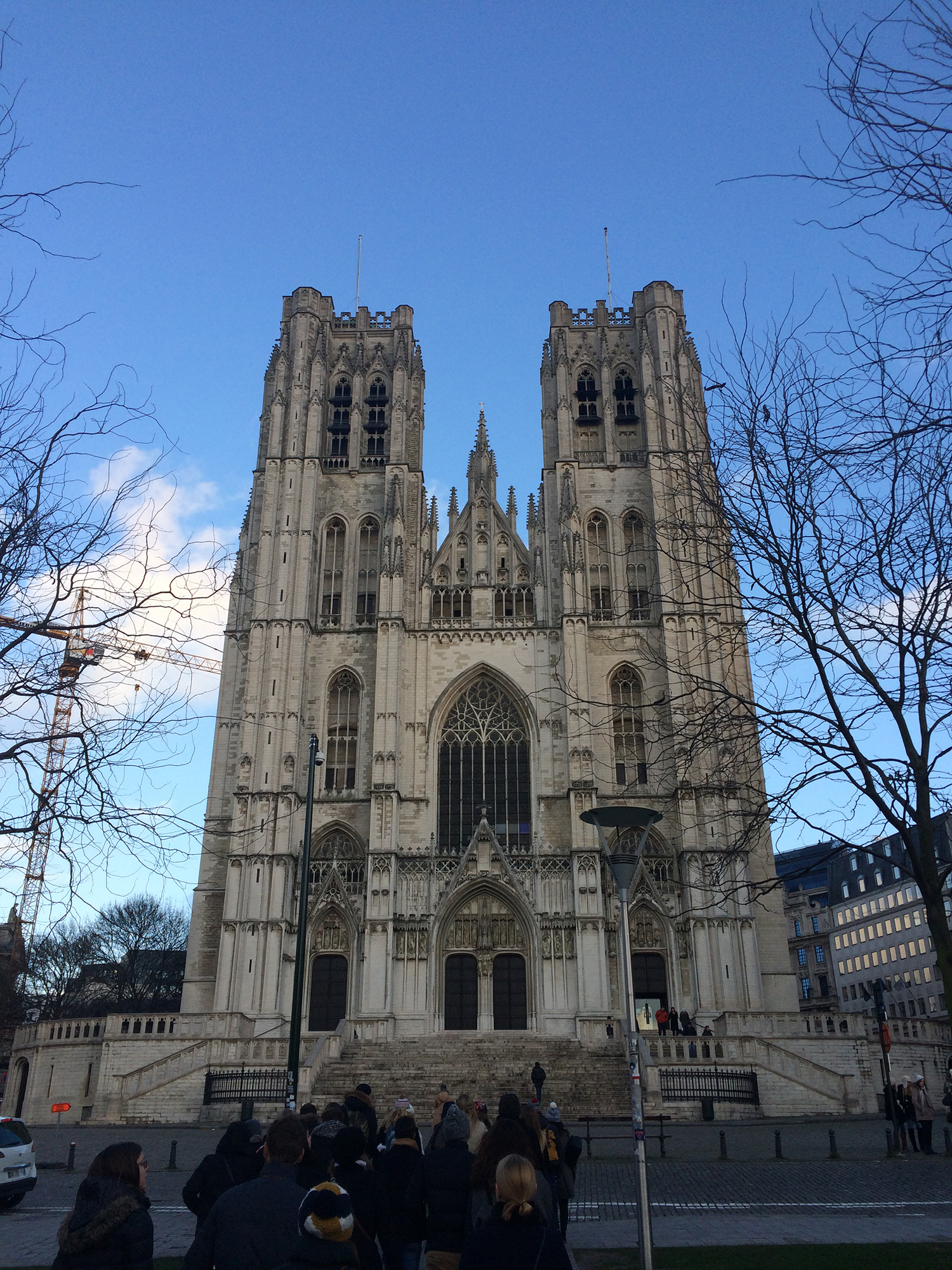 St Michael and st gudula Brussels