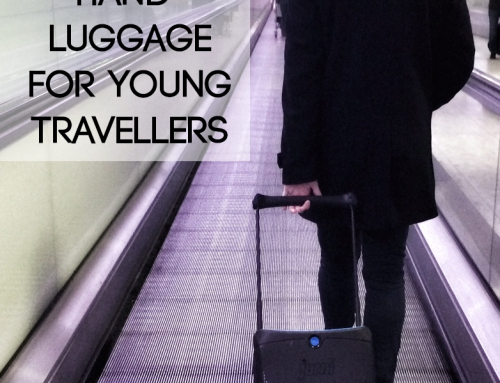 Jurni: The Ultimate Piece Of Hand Luggage For Young Travellers