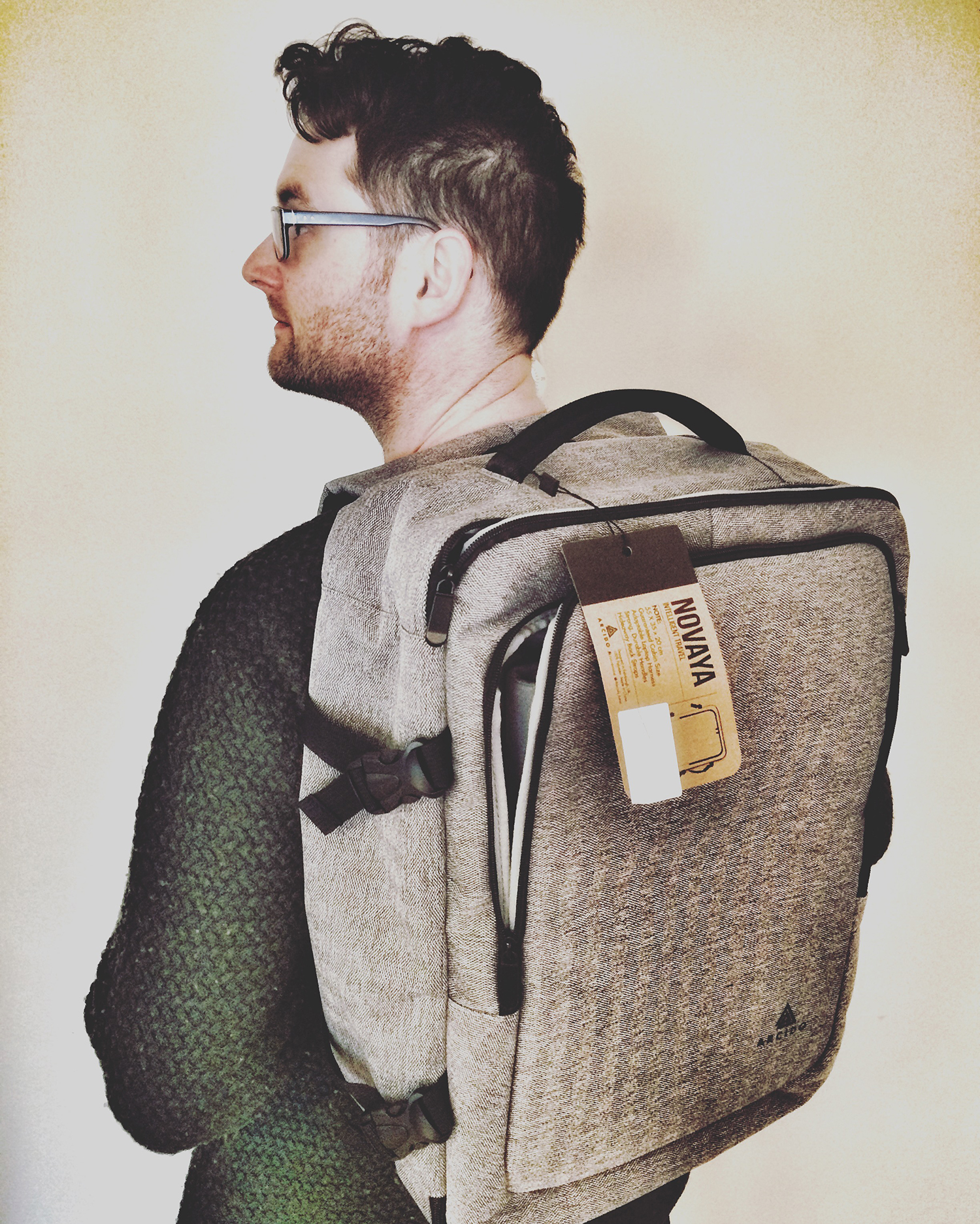 Arcido Novaya backpack