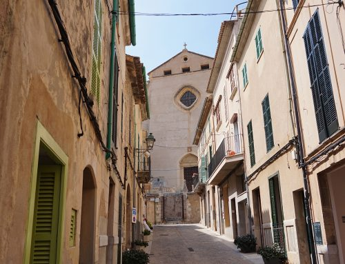 A tour of Pollenca's old town, the real Mallorca