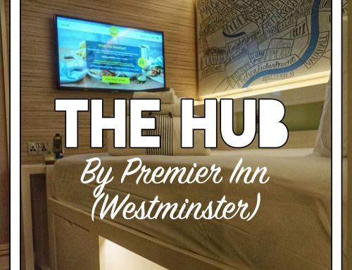 Hub by Premier Inn – Westminster