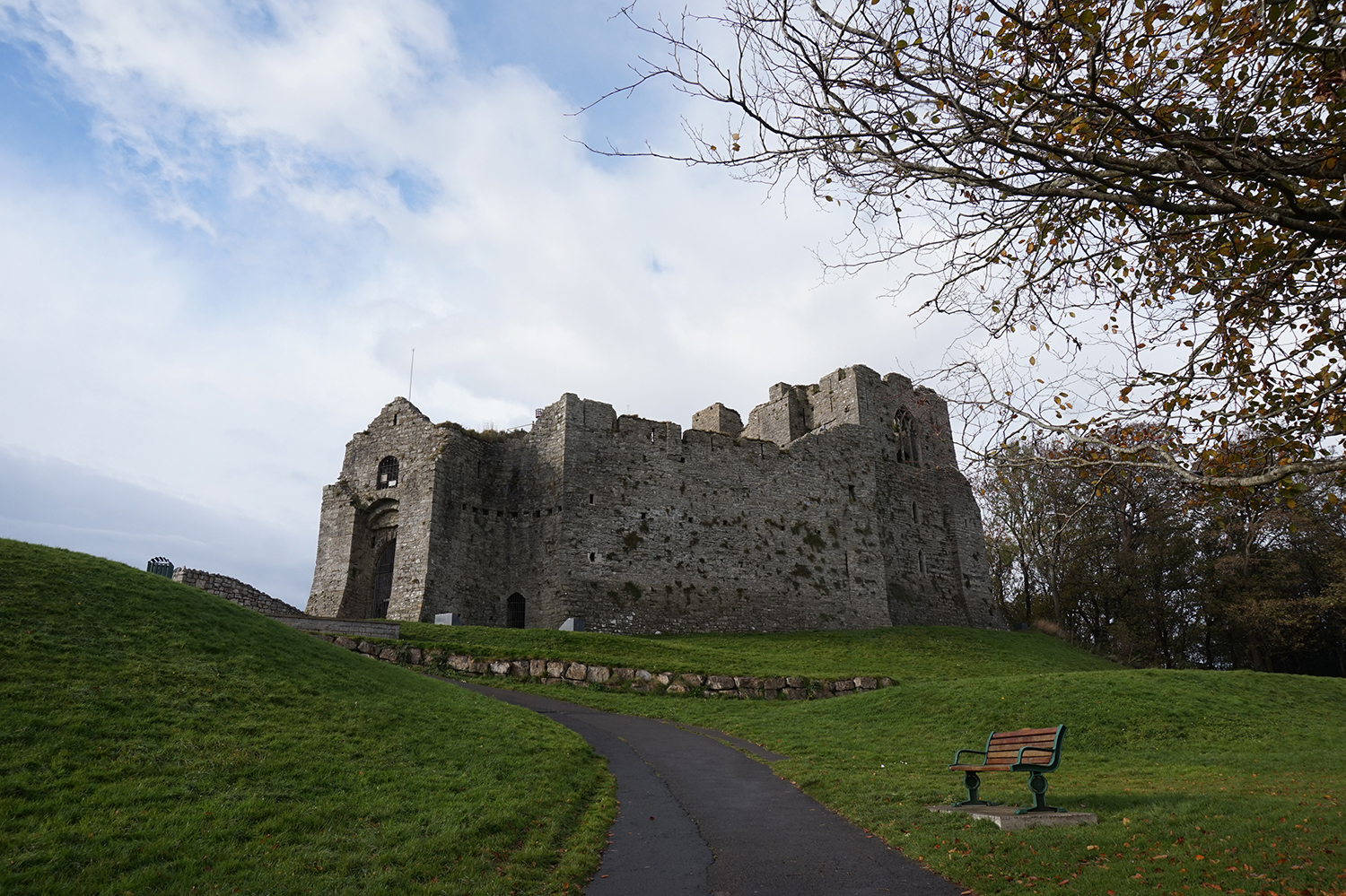 oystermouth_castle_1