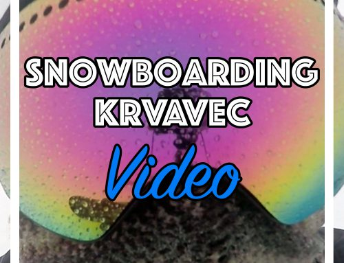 Snowboarding in Krvavec – Video