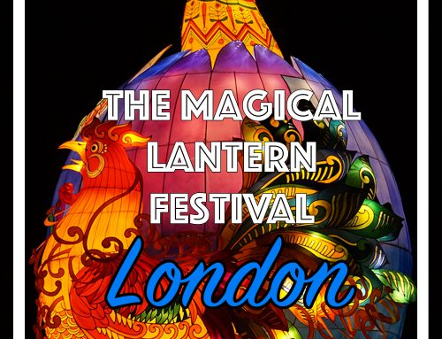 The Magical Lantern Festival – London