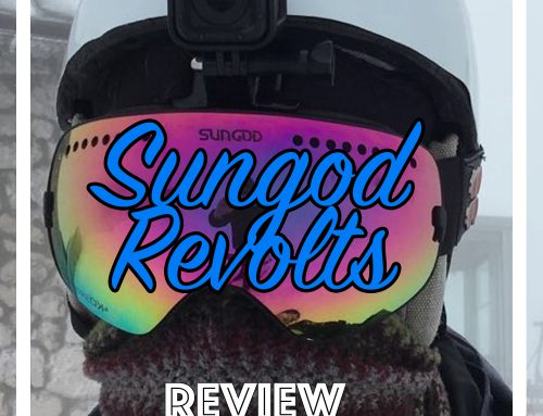 Sungod Revolts ski goggles – Review