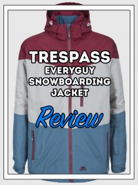 Trespass Everyguy Snowboarding Jacket